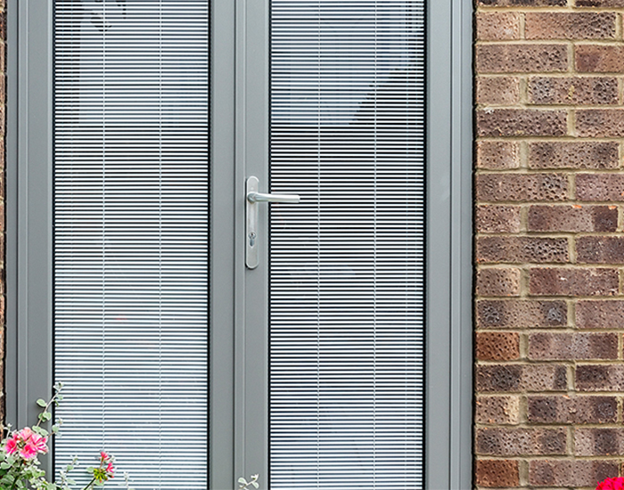 Aluminium French Doors Godstone