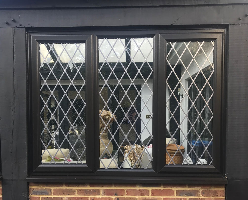 Black Casement Windows : Home improvements gallery godstone surrey windows doors