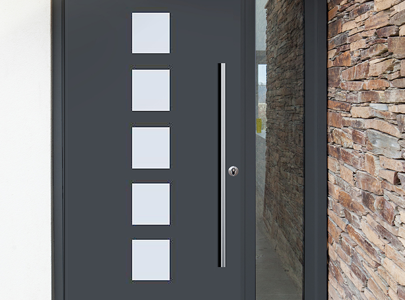 Aluminium Entry Doors Gallery - doors design modern