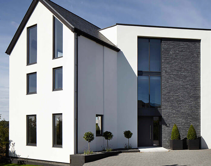 Premium Aluminium and Composite Doors