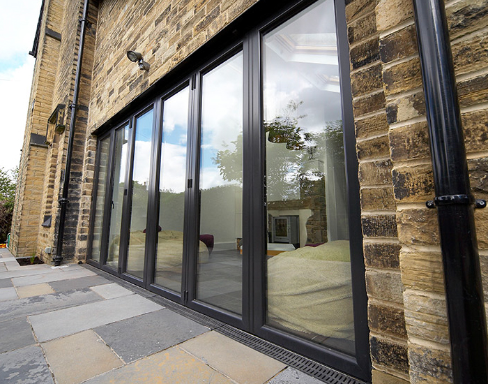 Supply Only Double Glazing - Aluminium Doors