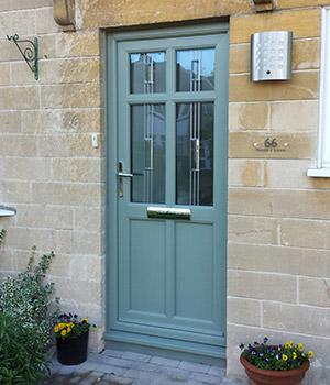 Composite Doors in Kent