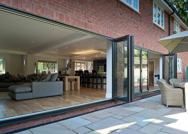 supply only double glazing - bi-fold doors - Guildford
