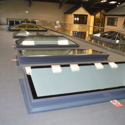 Lantern Roof Options