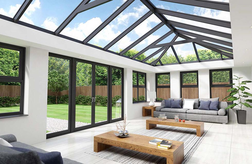Conservatories glazed extensions godstone crawley surrey for Orangeries images