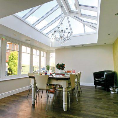 Orangery Interior Skylight