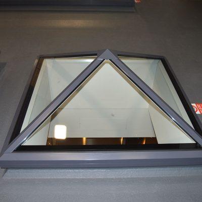 Pyramid Lantern Roof