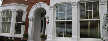 Sash Window Installation in Sussex