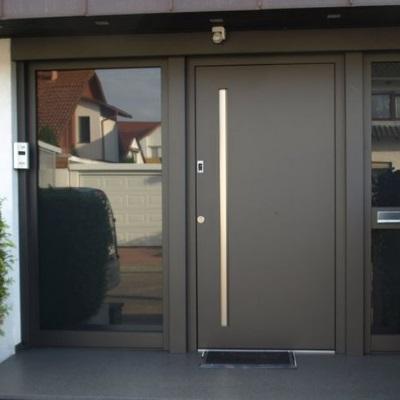 spitfire door grey