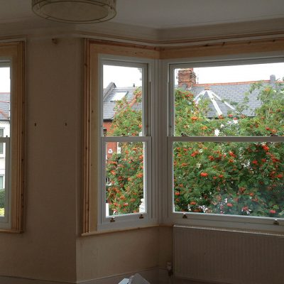 Sash Windows Interior