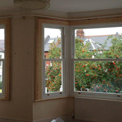 Sash Windows Interior